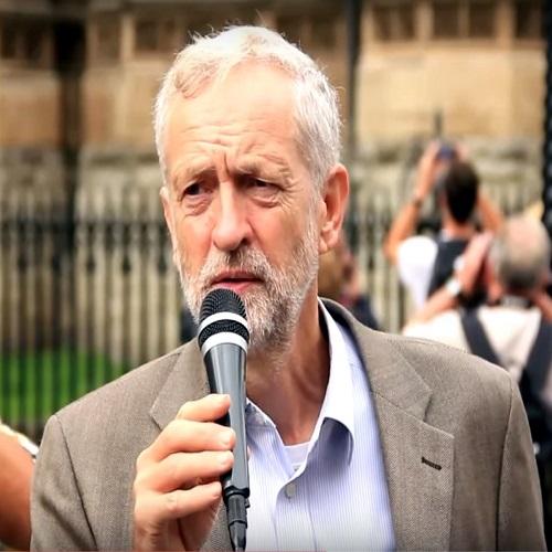 Jeremy Corbyn 2015