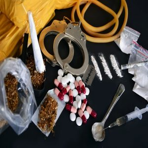 Drugs in UK prisonm