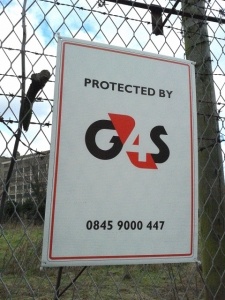 g4s by Elliot Brown